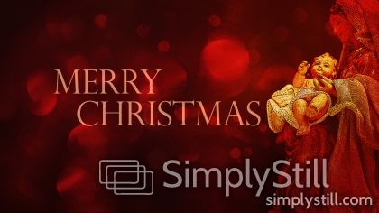 merry christmas black jesus. mary and baby jesus merry christmas slide black
