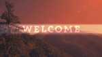 Mountain Top: Welcome