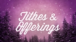 Christmas Snow: Tithes & Offerings