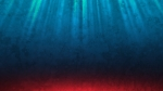 Gradient Light Rays: Blue and Red