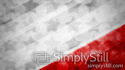Freedom Colors Red Worship Background