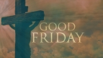 Good Friday Cross with Text