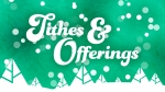 Contemporary Christmas: Tithes & Offerings
