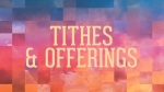 Mosaic Clouds: Tithes and Offerings